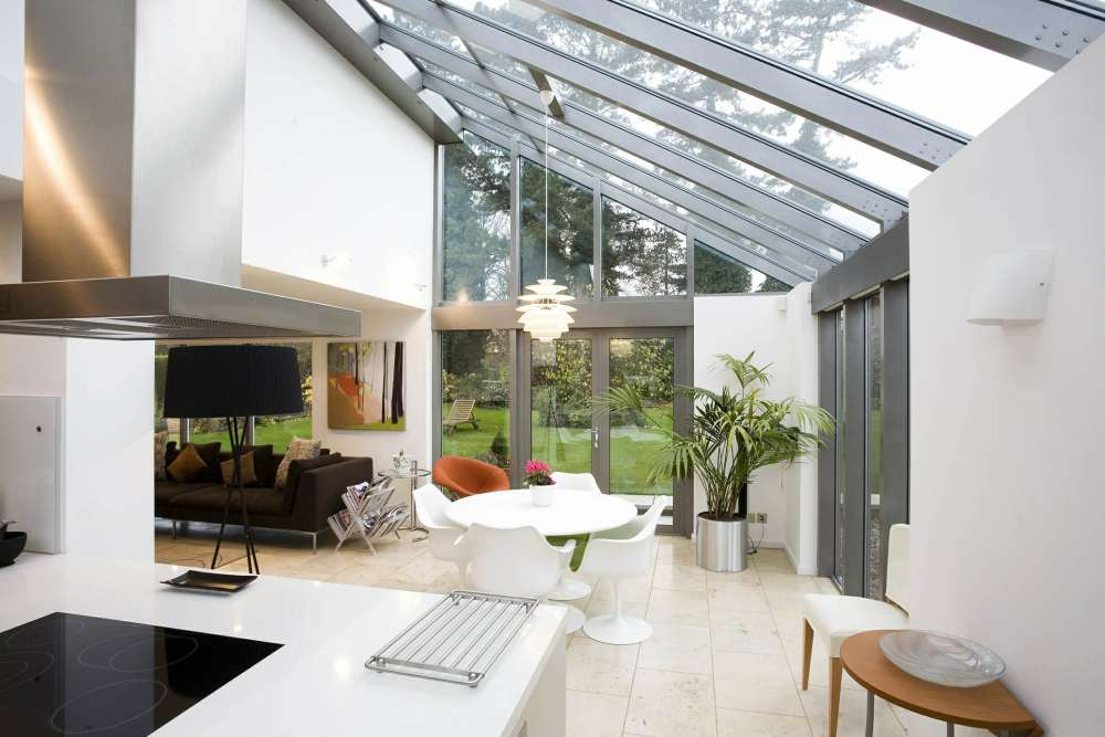 Can You Build Conservatory As Well As Extension