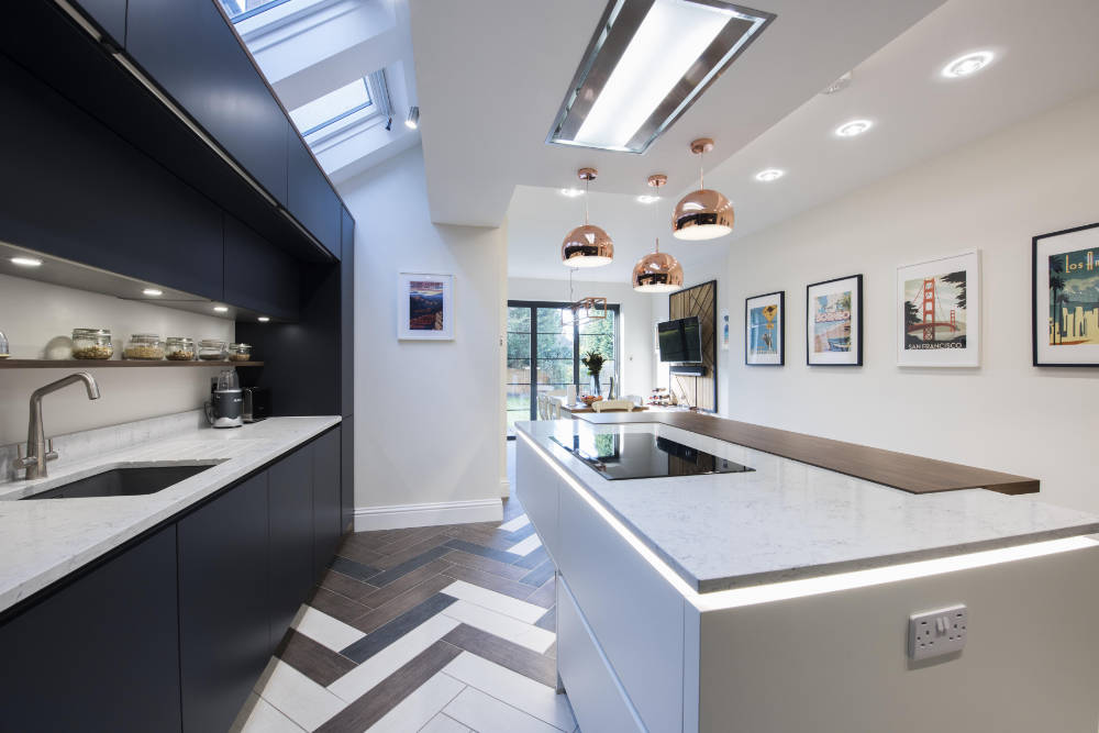 design your kitchen modern kitchen extension build in pedmore west midlands 3212