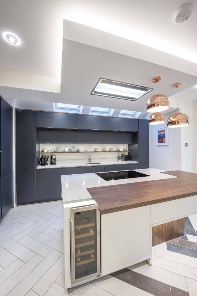 designing your kitchen modern kitchen extension build in pedmore west midlands 3313