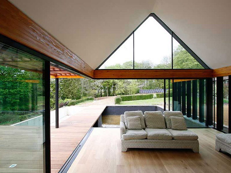 Dramatic Glazing Kiwi Design And Build Birmingham