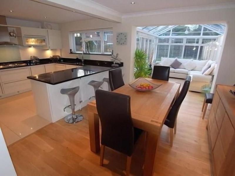 Sensational Kiwi Design And Build Open Plan Kitchen Diner Kiwi Design Home Interior And Landscaping Ponolsignezvosmurscom